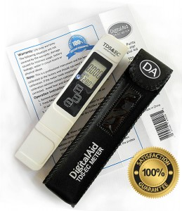 DigitalAid TDS-EC Meter - available at Amazon.com